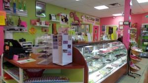 inside Key Largo Chocolates