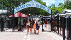 Mallory Square, Key West, FL
