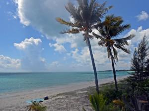 Grand Bahama Island beach