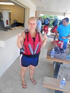 Maura kayaks