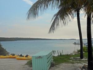 Great Stirrup Cay kayak trail