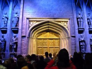 door to the Great Hall