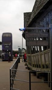 Knight Bus & Hogwarts Bridge