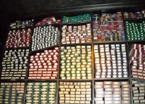wand boxes