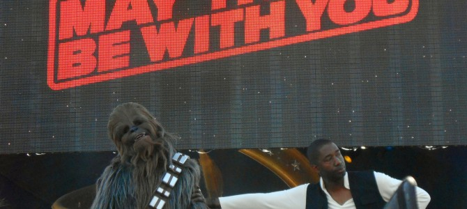 Star Wars Weekends 2014 – Disney's Hollywood Studios