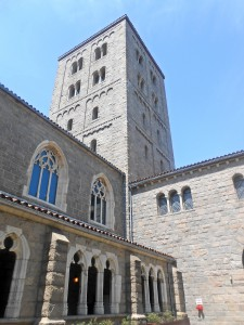 entrance of The Cloisters