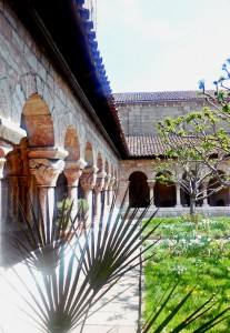 archway @ The Cloisters