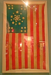 special Civil War American flag