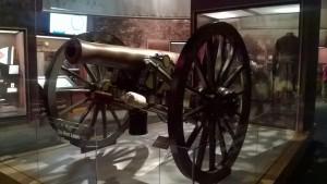 cannon @ Gettysburg Museum of the American Civil War