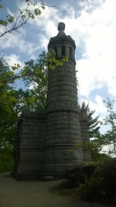 12th and 44th New York Infantry Monument