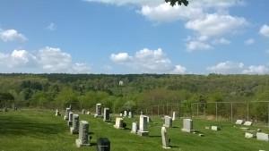 St Ignatius Cemetery, Centralia, PA