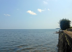 Lake Ontario from Pultneyville