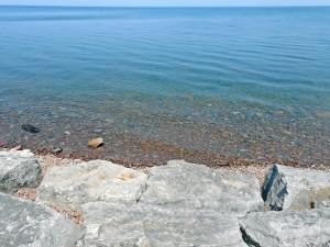 Lake Ontario from B. Forman Park